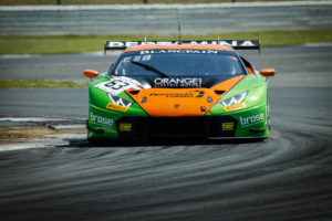 BES Silverstone P10 for Grasser Racing #63 | © Blancpain GT Series