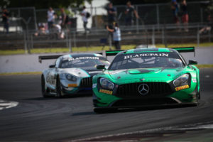 BES Silverstone Silver-Cup Winner Black-Facon AMG #6 | © MercedesAMG Customer Racing