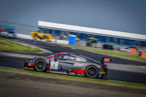 BES Silverstone P4 overall WRT AUDI #1 | © Blancpain GT Series