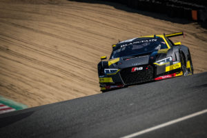 BSS Brands Hatch WRT AUDI #17 | © Blancpain GT Series