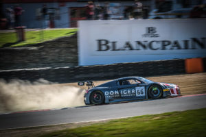 BSS Brands Hatch Sainteloc AUDI #66 | © Blancpain GT Series