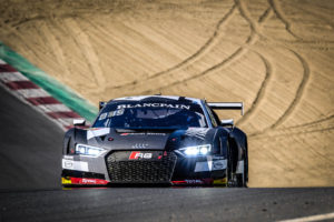 BSS Brands Hatch WRT AUDI #02 | © Blancpain GT Series