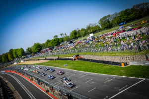 BSS Brands Hatch Start Race 1 | © Blancpain GT Series