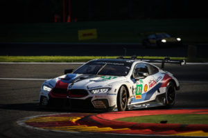 FiA WEC new BMWM8GTE | © BMW Motorsport