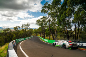 B12hr P8 Bentley #107 - Kane, Gounon, Pepper | © Intercontinental GT Challenge