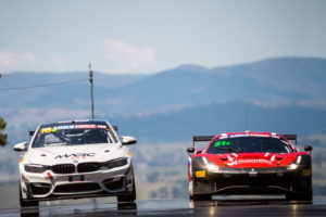 B12hr Winner PRO-AM Spirit-of-Race #51 - Lauda, Lamy, Dalla Lana | © Ferrari