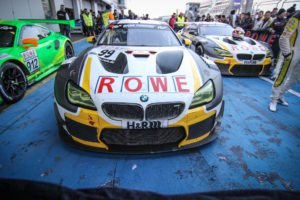 Winner VLN1 ROWE Racing BMW M6 GT3 #99 Nick Catsburg, John Edwards & Marco Wittmann | © ADVIGA