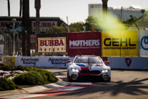 IMSA BUBBAGP 2019 P7 BMW M8 #25 Connor de Philippi & Tom Blomquist | © Marcel Langer