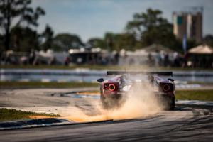 Sebring1000 - P3 GTE PRO - FORD GT #67 - A. Rpiaaulx, H. Ticknhell, J. Bomarito - © Marcel Langer