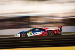 Sebring1000 - P3 GTE PRO - FORD GT #67 - A. Rpiaaulx, H. Ticknhell, J. Bomarito - © FORD Performance
