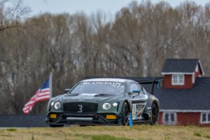 KPAX Racing Bentley #3 - Rodrigo Baptista & Maxime Soulet | © Kpax Racing