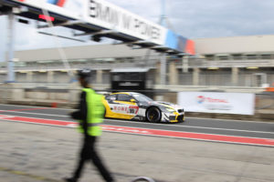 24hNBR Quali-Race P3 - ROWE Racing BMW M6GT3 #99 - Jesse Krohn & John Edwards | © ADVIGA