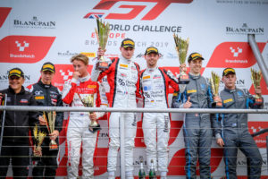 GTworldCH Race 2 Podium Silver-Cup | © SRO
