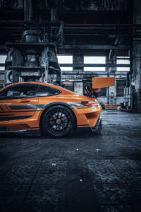 New MercedesAMG GT3 2020 spec - Real BeastOfTheGreenHell | © MercedesAMG