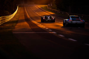 LeMans 2019 into the sunset ... | ©Drew Gibson