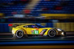 LeMans 2019 - Corvette #63 - Antonio Garcia, Jan Magnussen, Mike Rockenfeller - P9 | © Corvette Racing