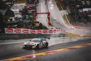 SPA24H P3 overall GoodSmile Racing / Black Falcon AMGGT3 #4 - Maro Engel, Yelmer Buurman, Luca Stolz | © SRO - 21Creation
