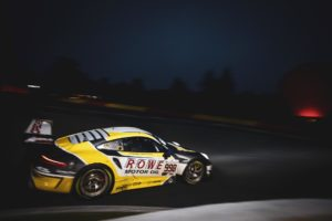 SPA24H P2 overall ROWE Racing 911GT3R #998 - Nick Tandy, Patrick Pilet, Fred Mako   © Gruppe C