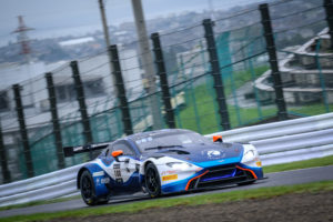 Suzuka10H 2019 - P2 PRO-AM: Alex West, Come Ledogar, Chris Goodwin | © SRO