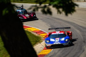 IMSA RoadAmerica P2 in GTLM - #66 - Dirk Müller, Joey Hand | © Chip Ganassi Racing