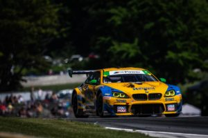 IMSA RoadAmerica P3 in GTD - #96 Turner Motorsport BMW M6: Bill Auberlen, Robby Foley | © Paul Miller Racing