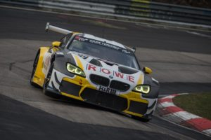 VLN5 2019 P4 - ROWE Racing BMWM6GT3 #99 - Philipp Eng, Nick Catsburg | © BMW Motorsport