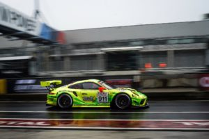 Grello at VLN6 - Lars Kern, Otto Klohs, Kevin Estre | © Manthey Racing