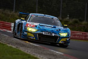 VLN8 P5 PHOENIX Racing AUDI R8 #5 - Vincent Kolb, Frank Stippler | © PHOENIX Racing