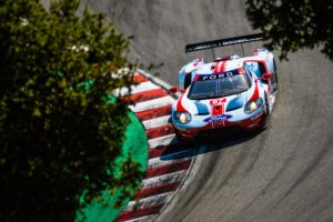 IMSA MontereyGP P6 GTLM: FORD GT #67 - Richard Westbrook, Ryan Briscoe | © Chrip Ganassi Racing