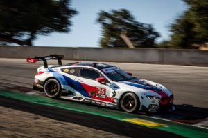 IMSA MontereyGP P4 GTLM: RLL Racing BMWM8 #25 - Connor de Phillippi, Tom Bloqvist | © BMW Motorsport