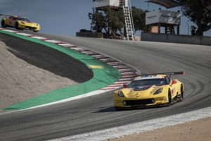 IMSA MontereyGP P3 GTLM: Corvette Racing #3 - Jan Magnussen, Antonio Gracia | © Corvette Racing