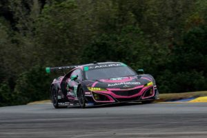IMSA Weathertech Champions GTD - ACURA NSX #86 - Mario Farnbacher & Trent Hindmann | © Brian Cleary - Meyer Shank Racing