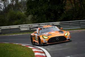 VLN8 Winner SPX Team Black-Falcon new AMGGT3 #54 - Yelmer Buurmann, Luca Stolz | © Gruppe C