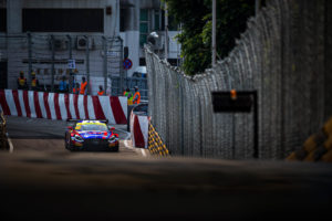 MacauGP GTworldCUP DNF - Alessio Picariello - CraftBamBoo Racing AMG #88 | © Marcel Langer