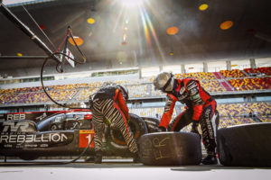 4hShanghai overall winner - Rebellion Racing #1 - Bruno Senna, Norman Nato & Gustavo Menezes | © Rebellion Racing