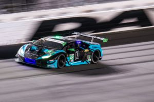 Andrea Caldarelli is back for the Rolex24 with Bryan Seller, Madison Snow & Corey Lewis on the Paul Miller Racing Huracan GT3 | © Jamey Price Photo