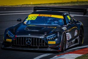 Shane van Gisbergen on the new AMGGT3 #88 for the B12hr with Tripple 8 | © AustralienGT
