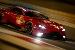 8hBahrain GTE PRO-AM DNF - TF Sports Vantage #90 - Salih Yoluc, Jonny Adam & Charlie Eastwood | © TF Sports