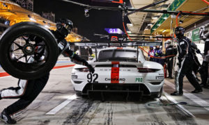 From WEC to IMSA - the actual 911RSR make his debut at the Roar24   © Porsche
