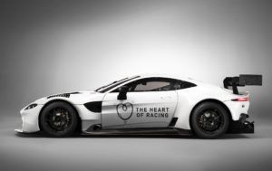 THE HEART OF RACING Vantage GT3 for the ROLEX24 2020   © AMR