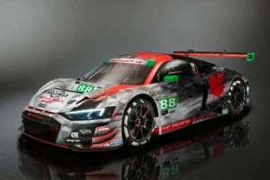 WRT Racing AUDI R8 #88 for the Rolex24 2020 | © WRT