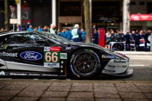 Paul Foster | Ford GT #66 Le Mans 2020